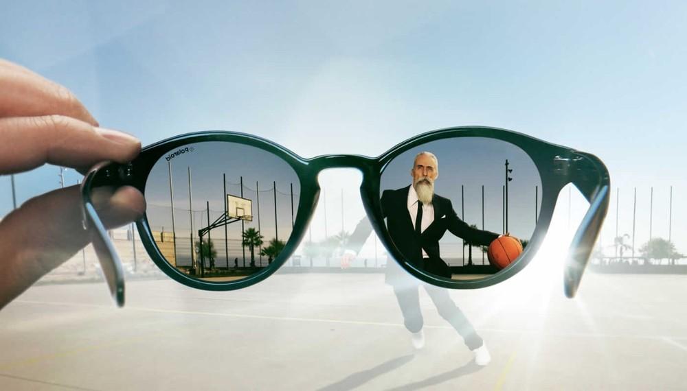 Polaroid Eyewear   / YOU'LL SEE   ACNE   Daniel Blom