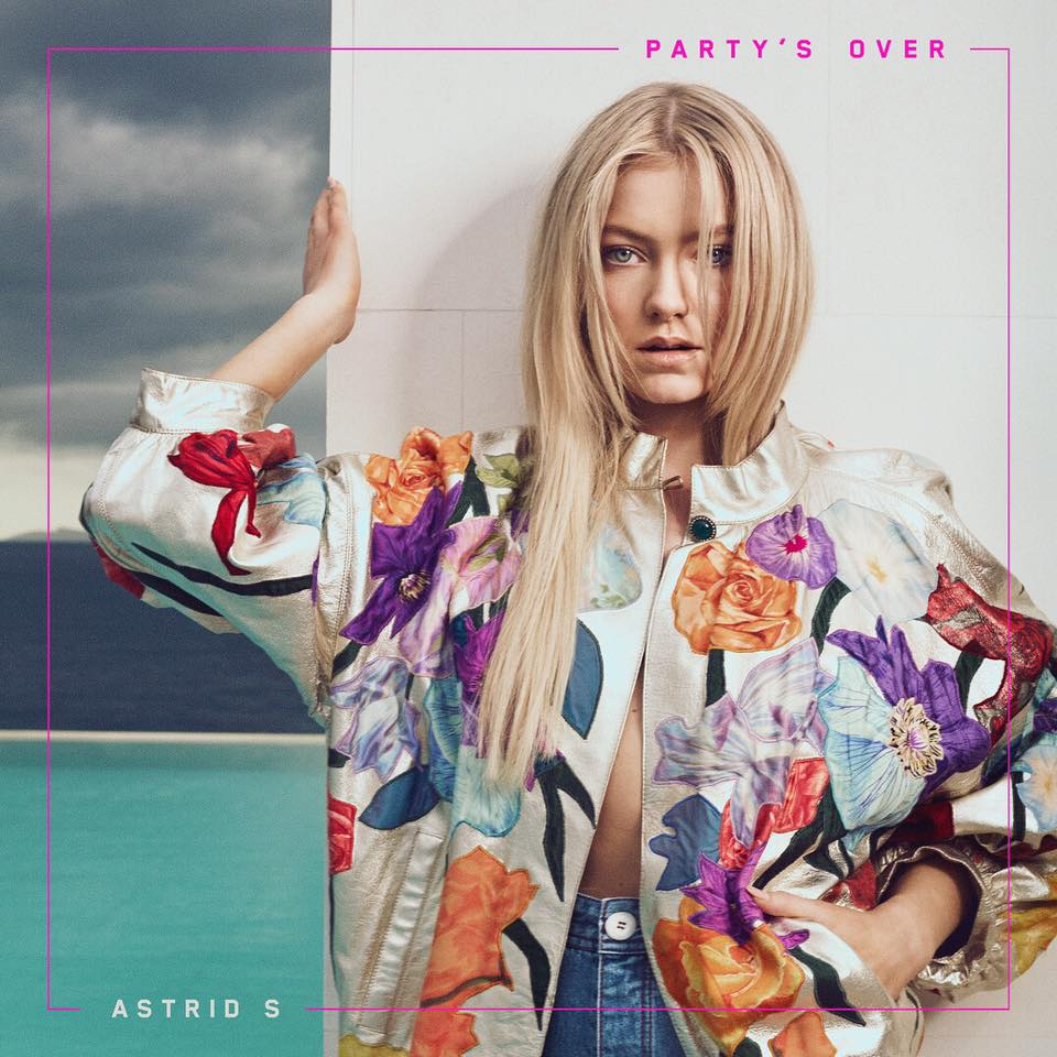 ASTRID S / PARTY'S OVER UNIVERSAL MUSIC Stian Andersen