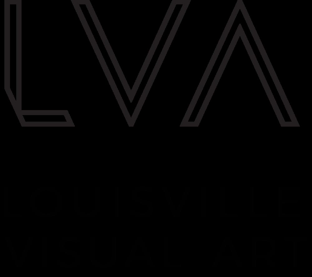 Visual Arts Logo: Louisville Visual Art