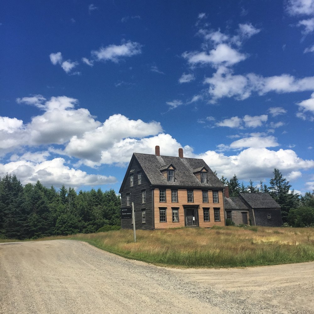 """Olsen House (Cushing Maine)"" by Jennifer Palmer, photograph (2016)"