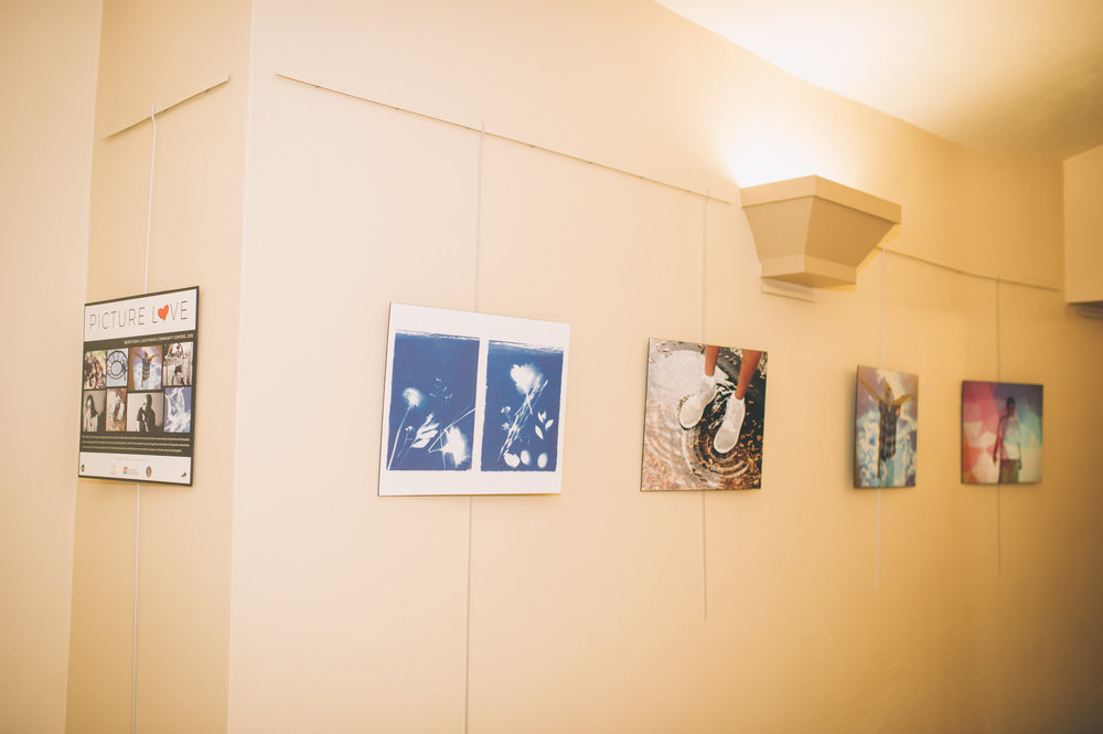 Picture Love exhibition at Metro Hall