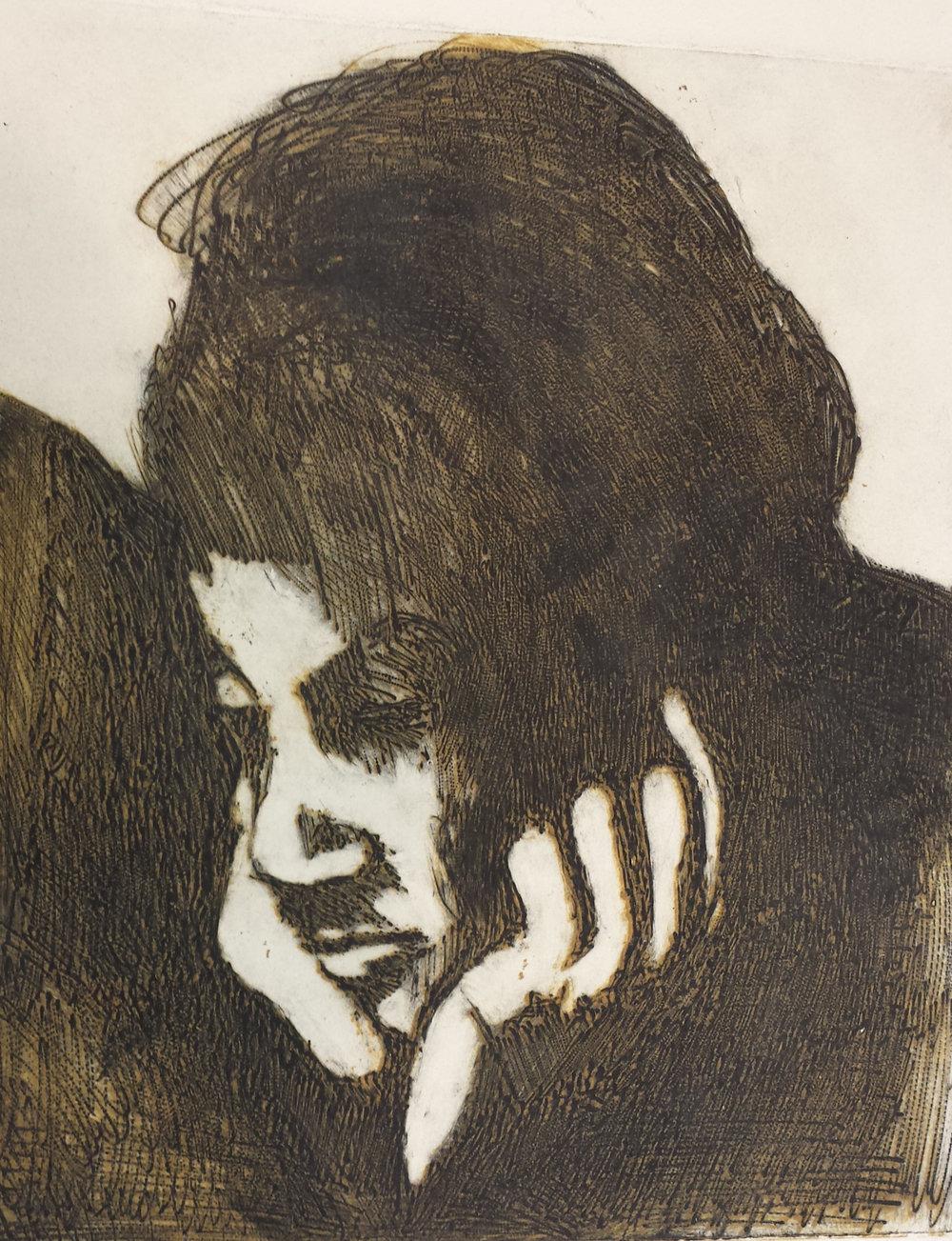 """""""Mood"""" by Dorothy Kavka"""