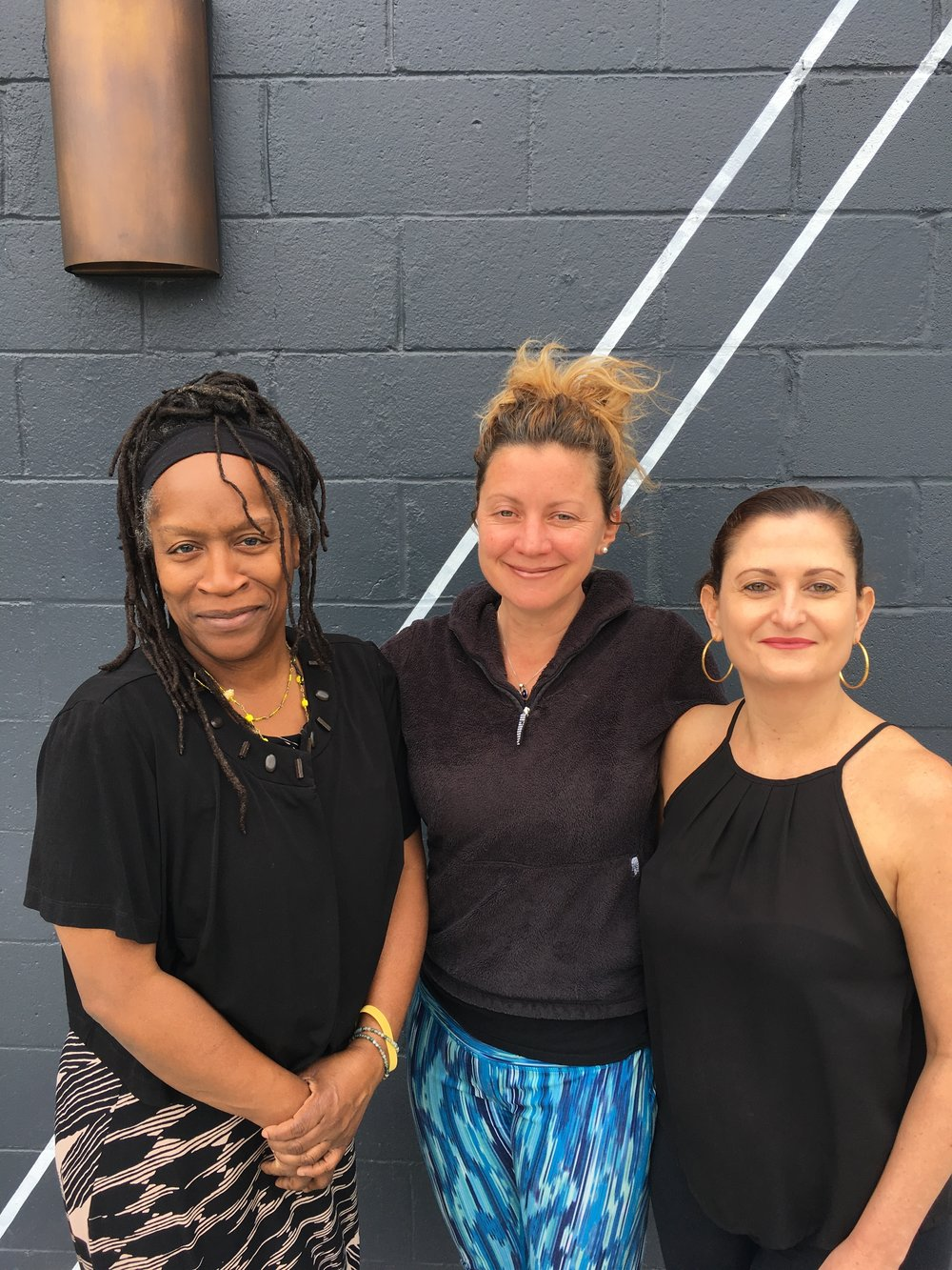 Neighborhood Revitalization & The Creative Flow Exhibition Co-Curators:  Jesse Levesque, Kara Nichols, and Gwendolyn Kelly