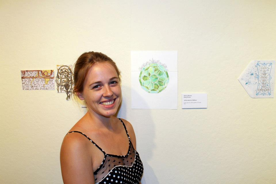 Curator & Artist, Stacey Reason