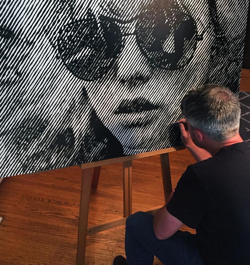 Artist, Erik Orr
