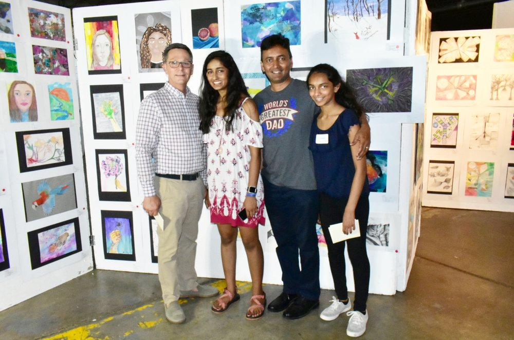 The Children's Fine Art Classes program engages and inspires the next generation of creative leaders by providing intensive, in-depth art experiences to visually talented and motivated elementary and middle school students.