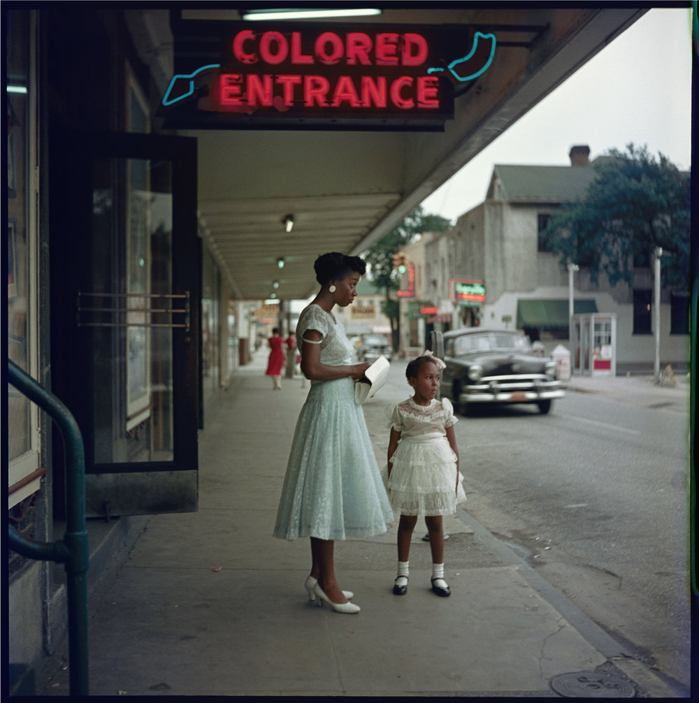 Department Store, Mobile, Alabama 1956  Gordon Parks  Courtesy and copyright  The Gordon Parks Foundation