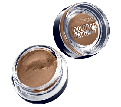 Maybelline Color Tattoo Cream Gel Shadow in Bad To The Bronze, $6.99