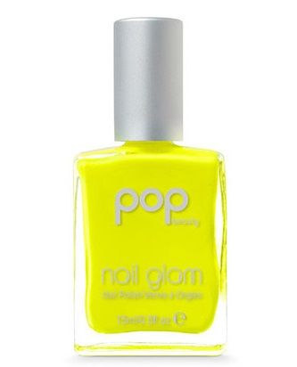 POP Beauty Nail Glam in Yellow, $10