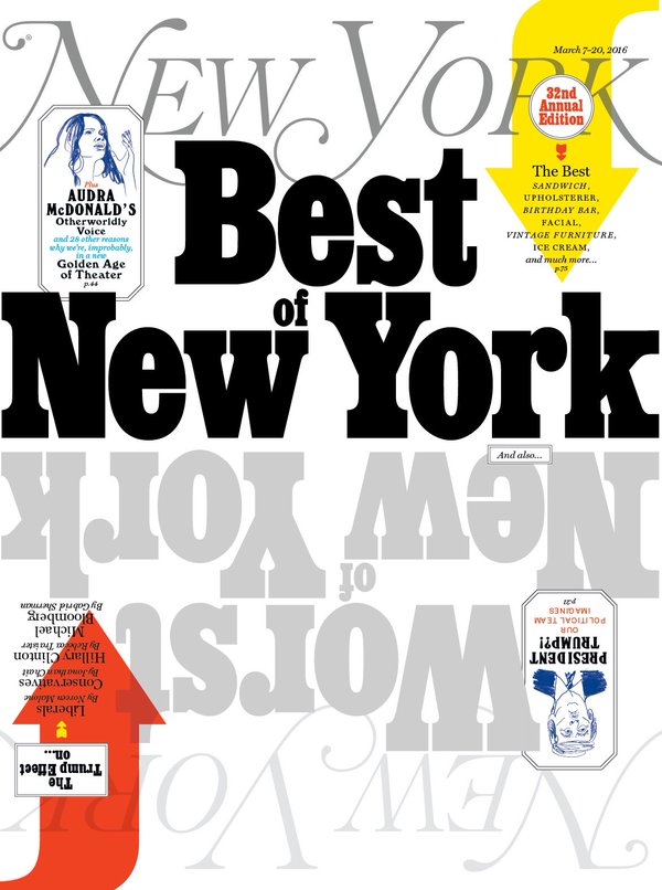 HSNY's Horological Education classes were featured in New York Magazine's Best of New York 2016