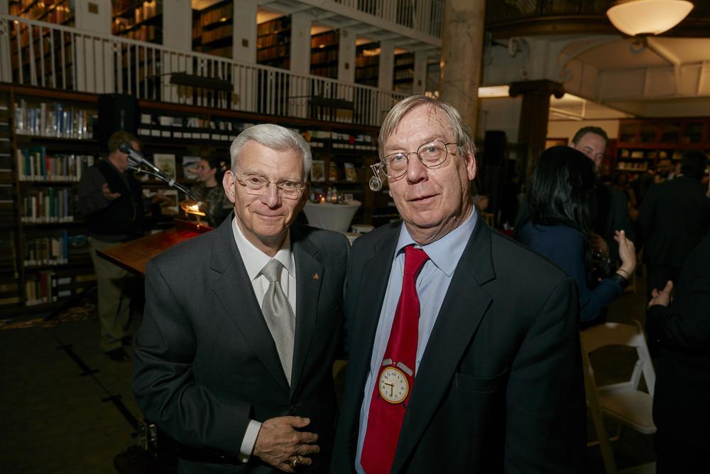 Charles Salomon & Dan Nied
