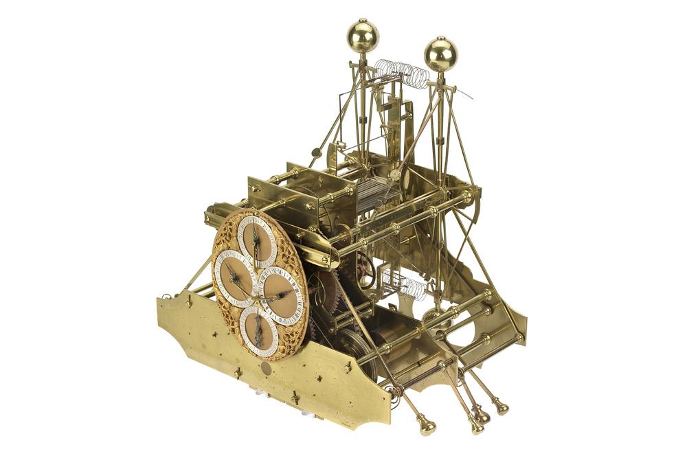 John Harrison's H1 Marine Chronometer