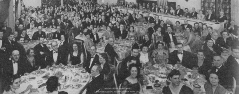 HSNY 75th Anniversary Gala, 1941
