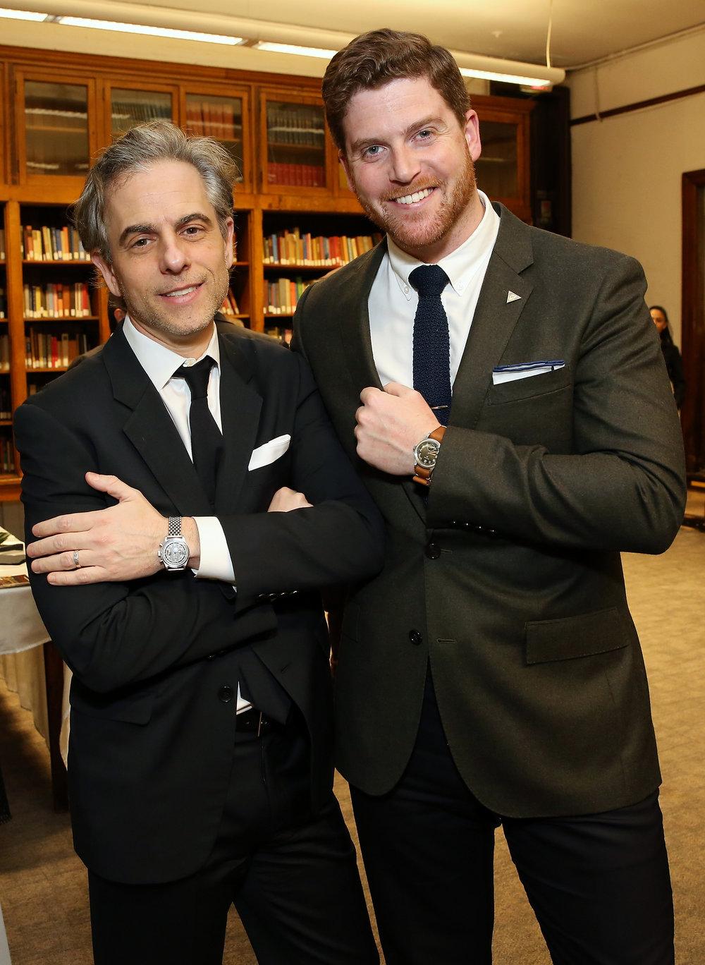 Geoffrey Hess and Jacob Sotak