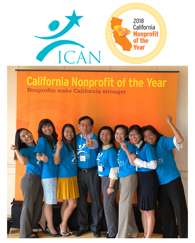 ICAN 2018 Nonprofit of the Year