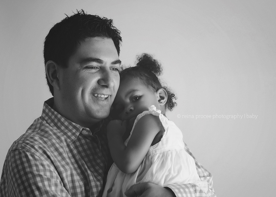 child girl baby and dad father montreal south shore photographer