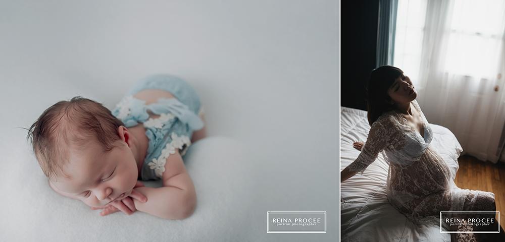 MATERNITY & NEWBORN - SAVE ALMOST $2000 WHEN BOOKING BOTH SESSIONS TOGETHER