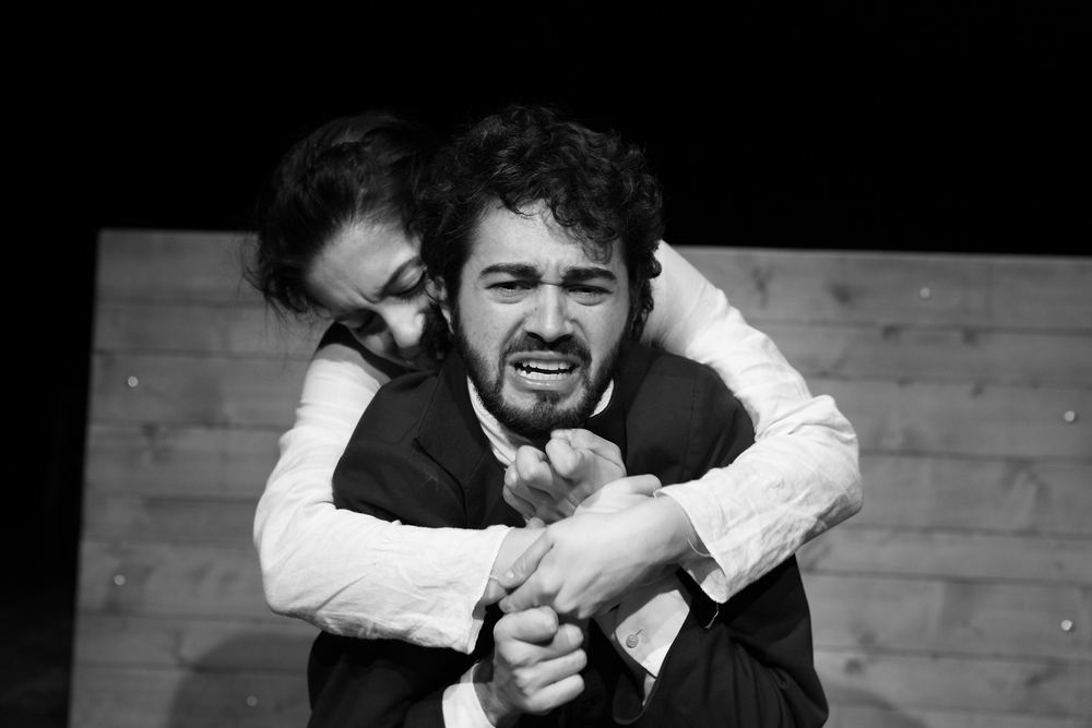 La Mite . regia di César Brie. 2014