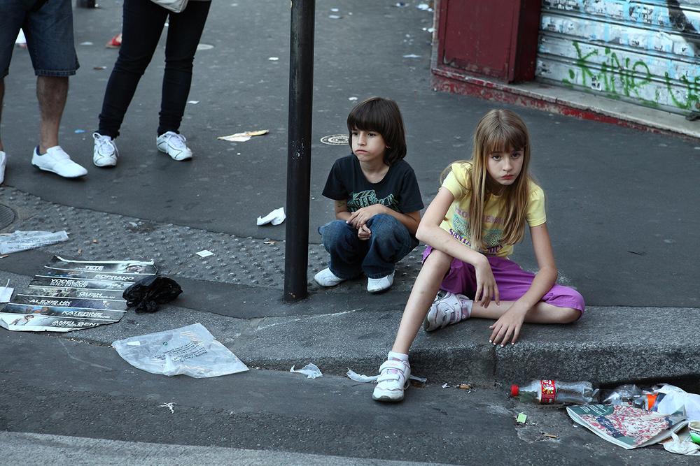 Boulevard de Clichy. Parigi 2010