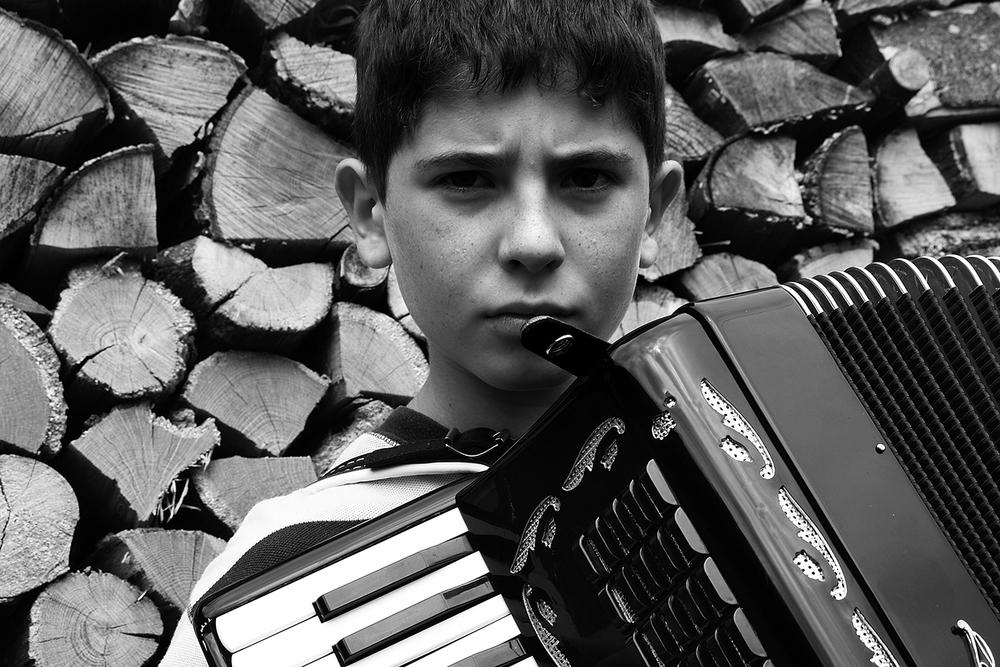 Pietro, 12 anni. Asmara, Italia 2009