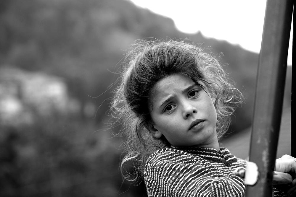 Martina, 10anni. Asmara, Italia2009
