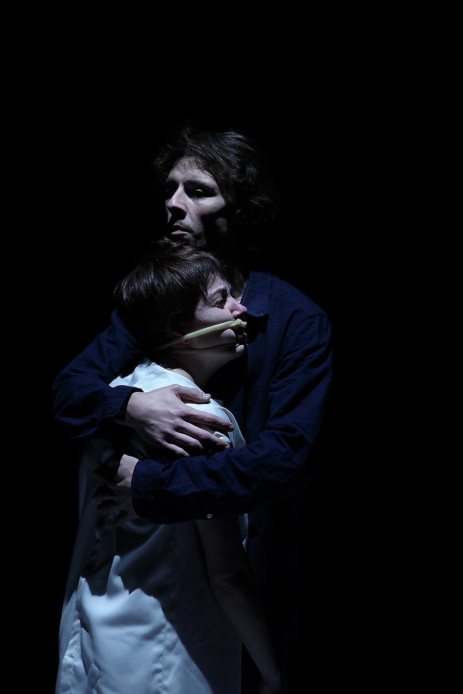 Orfeo ed Euridice . regia di César Brie.2014