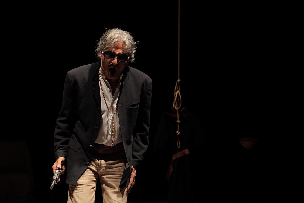 Albero senza Ombra .regia di César Brie. 2013