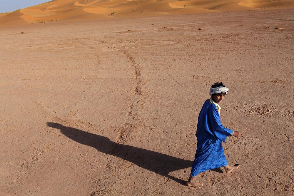 Oasi di Merzouga. Marocco 2014