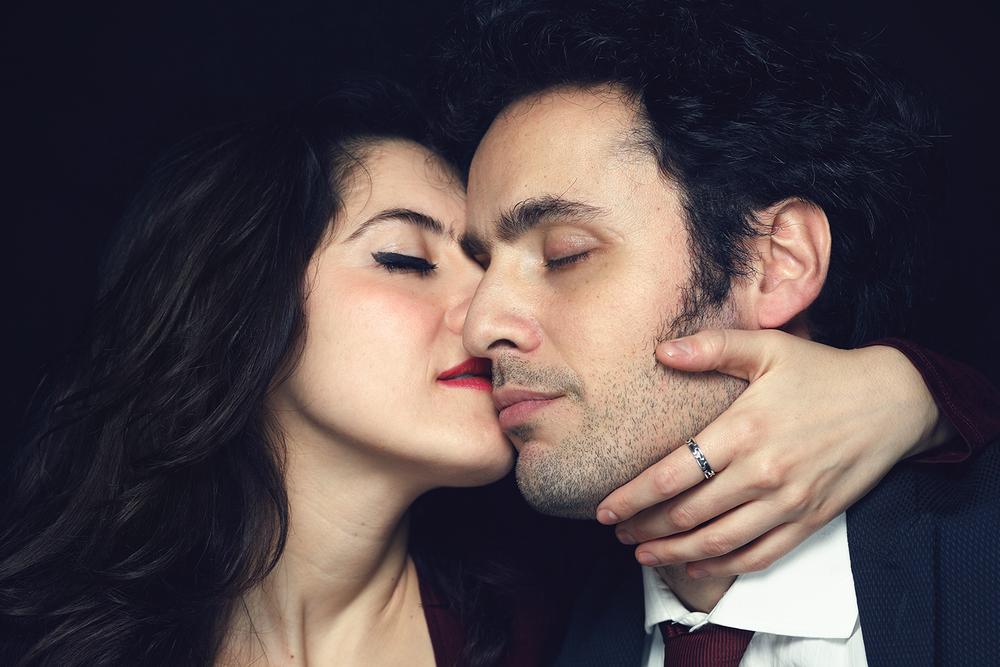 Clelia e Julio. attori