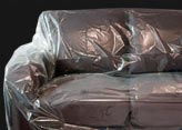 Plastic sofa cover sheets