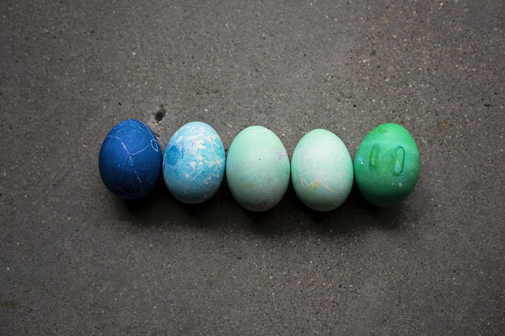 egg blue