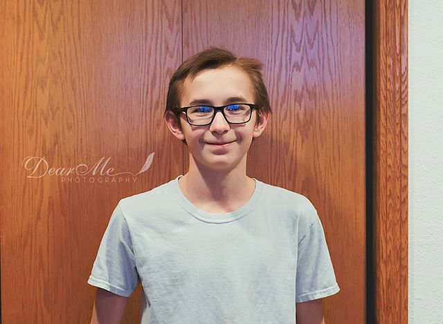 Meet Dacotah, a sweet 13 year old boy diagnosed with #autism  To learn more about Dacotah, click the link in my bio and go to the Awareness & Acceptance tab on the website! #facesofautism  #autismacceptance #autismawareness #autistickids #autismspectrum #autismawarenessmonth #differentnotless #autisticboy #dearmephotography #thefacesofautism #bismarcknd #mandan #bismanautismfamilies