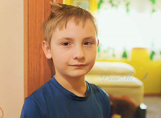Meet Dane, an amazing 9 year old diagnosed with #autism  To learn more about Dane click the link in my bio and go to the Awareness & Acceptance tab on the website!  #autismacceptance #autistickids #autismspectrum #autismawarenessmonth #differentnotless #facesofautism #dearmephotography #thefacesofautism #bismarcknd #mandan #bismanautismfamilies