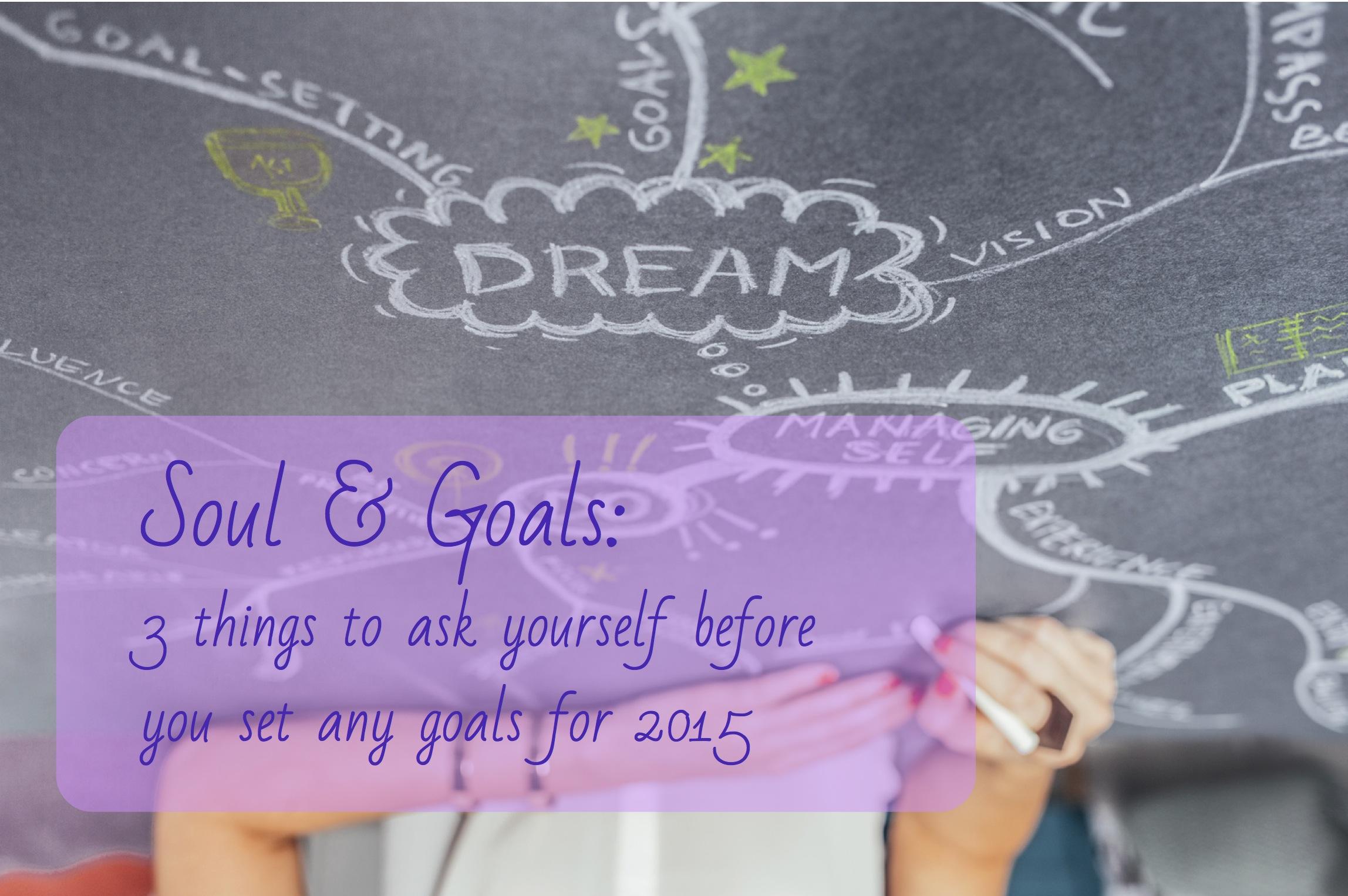 soul&goals