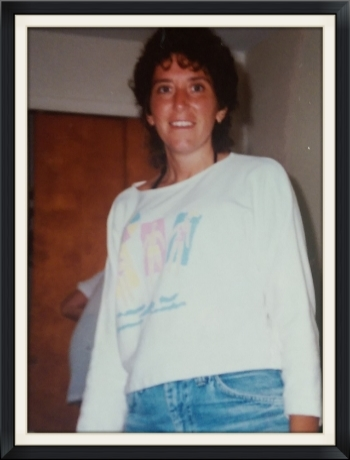 In loving memory:  Theresa Kimmick  November 5 1950- September 24 1992