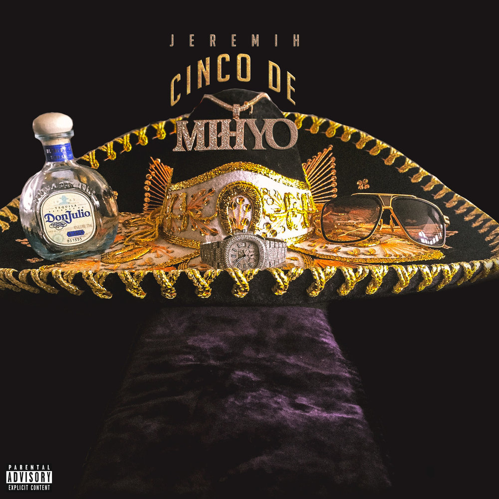 Jeremih  - Cinco De MihYo Recorded & Mixed Tracks 3 & 5