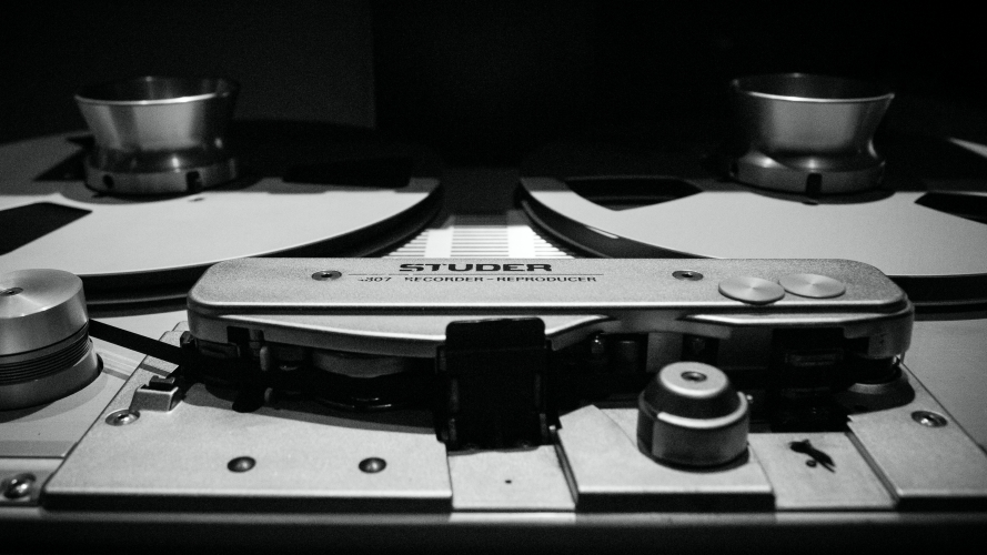 Audio Restoration - Our advanced tools and techniques will bring your old recordings back to life! We also clean up poorly recorded audio when it's one of a kind and requires saving.
