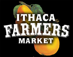ITHACA FARMERS MARKET  Mid spring, through late fall, Saturday and Sunday come visit the Ithaca farmers market@ the Steam Boat Landing.    Directions →