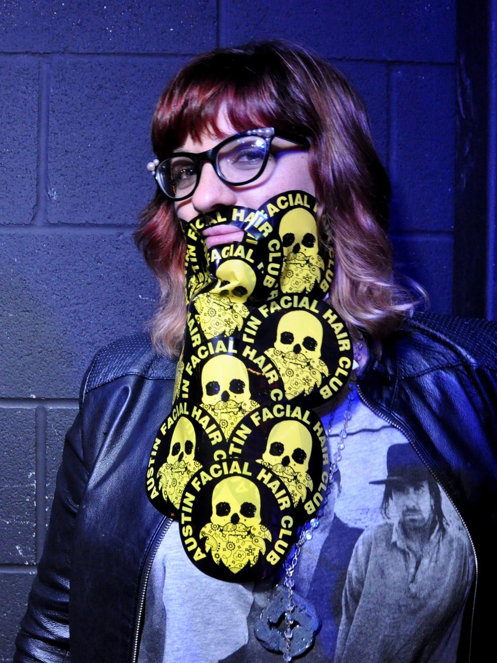 Deathwish Dena - Member since 2010   photo:    Karolina O'Connor