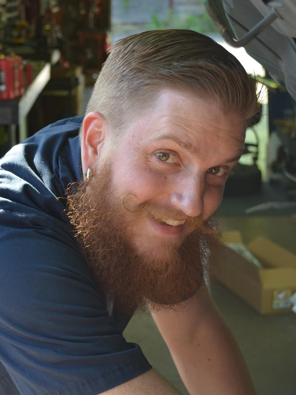 Brandon Huff - Member since 2015
