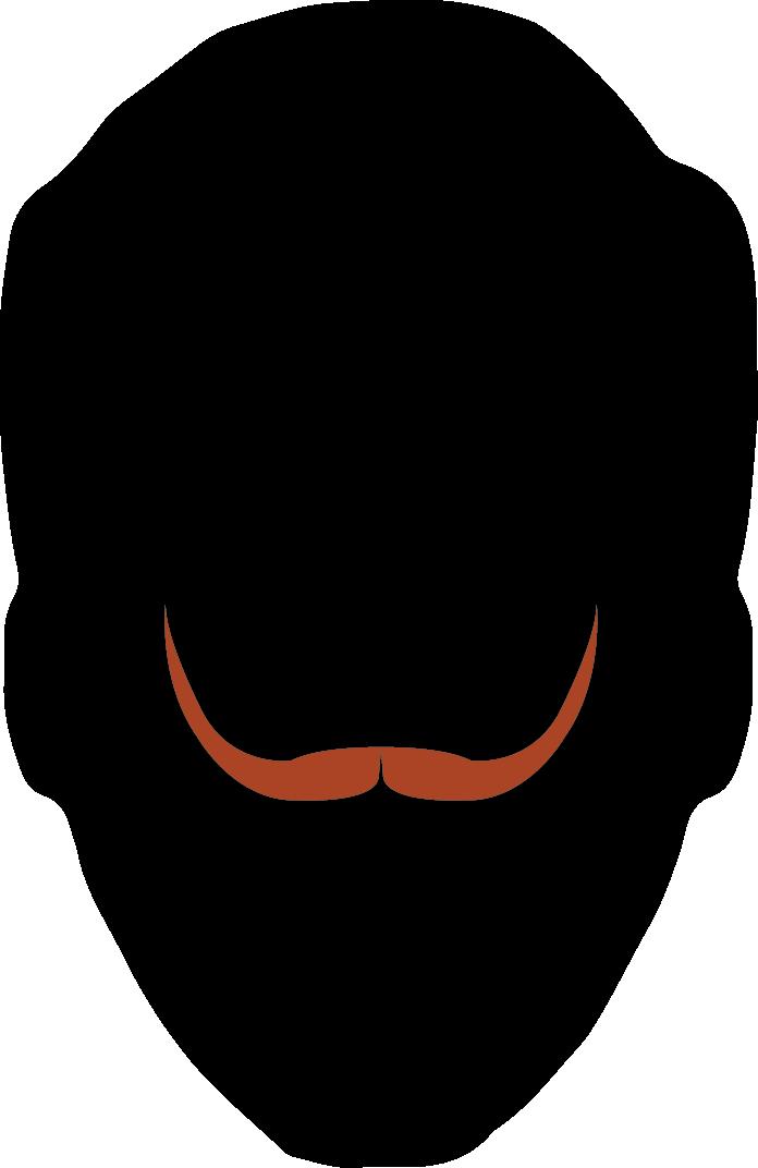 3. Dali Moustache