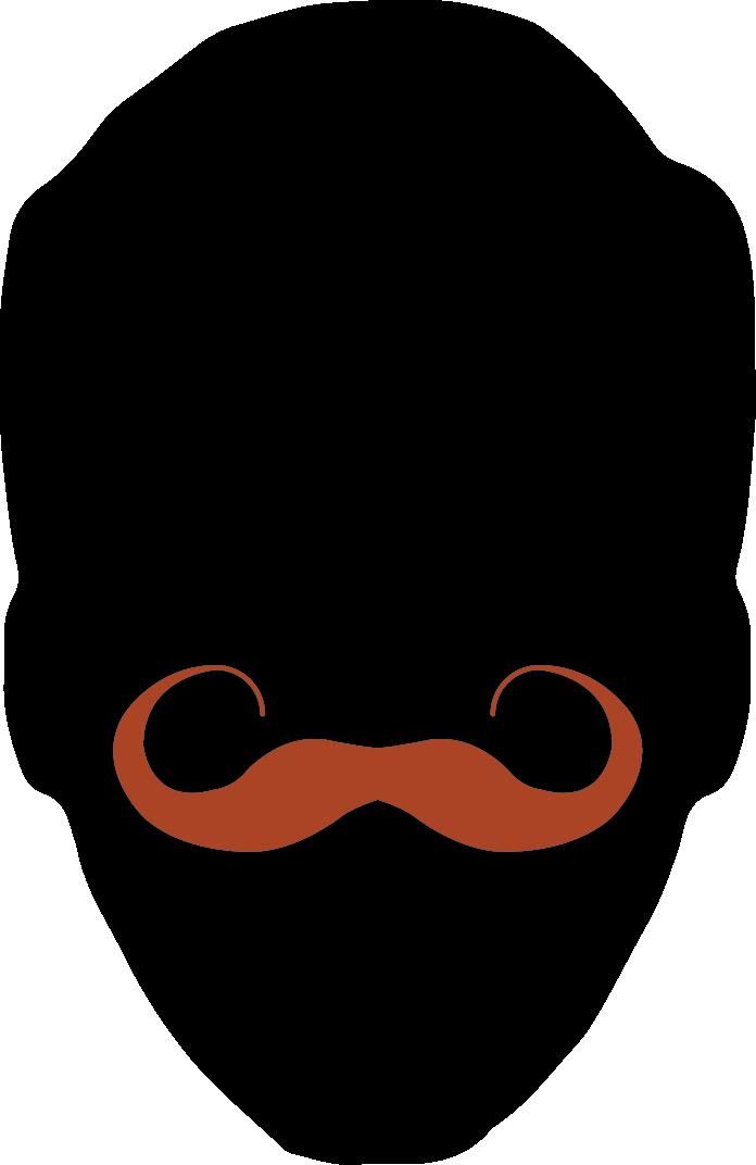 4. Imperial Moustache