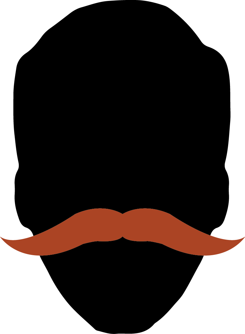 5. Hungarian Moustache