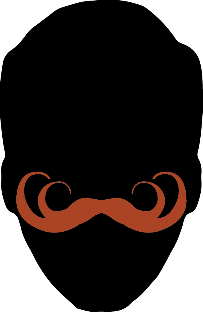 6. Freestyle Moustache