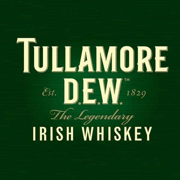 Tullamore D.E.W Irish Whiskey