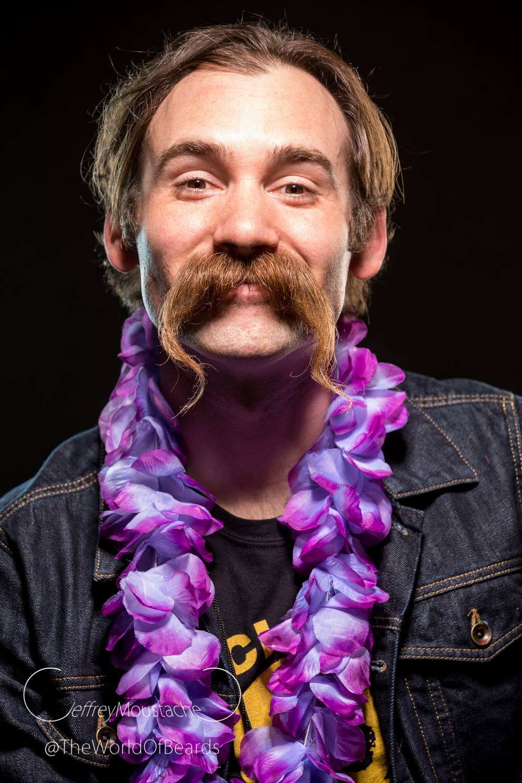 Portrait by: Jeffrey Moustache Photography - Jackie Lynn Ellison