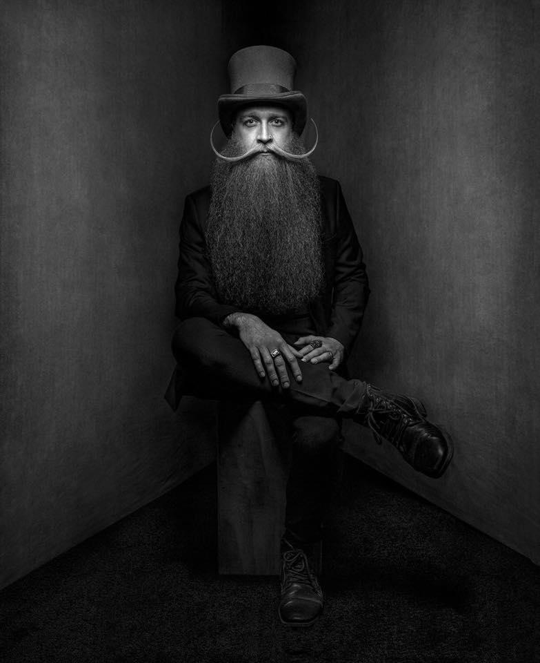 Portrait by: joel grimes - Scott metts