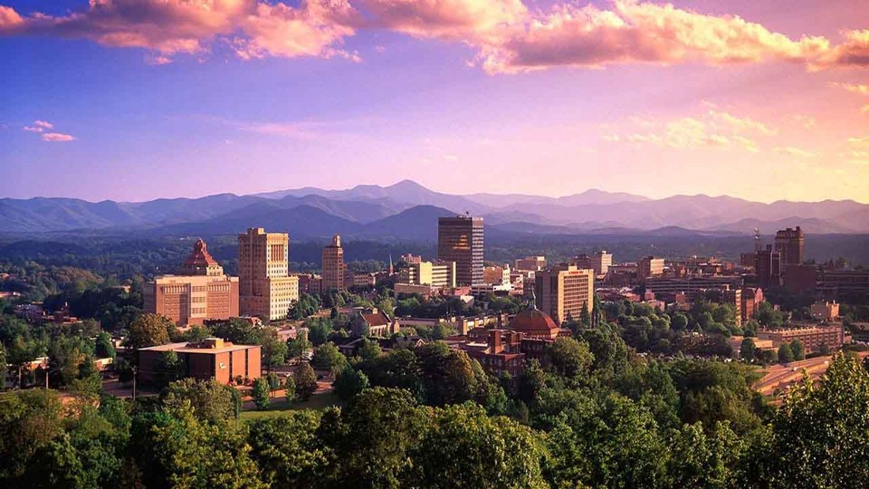asheville north carolina