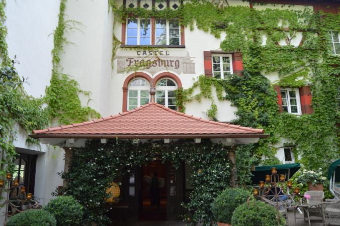castel fragsburg south tyrol merano italy