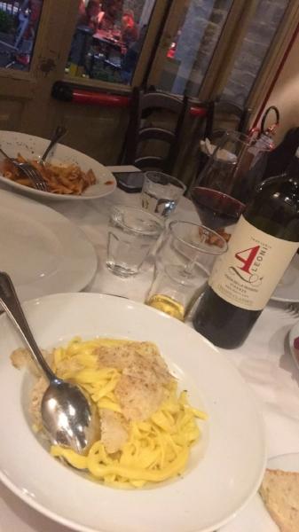 4 leoni florence italy restaurant